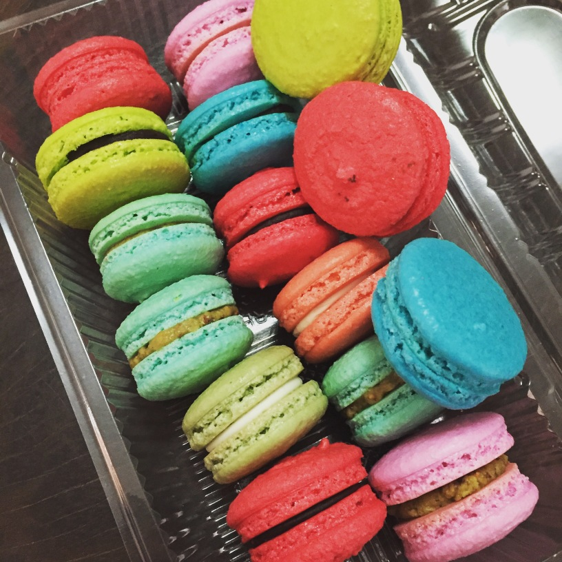 food in cagayan de oro, monster kitchen academy, french macarons, how to make french macarons, french macarons workshop